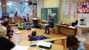 1. Schultag - Schuljahr 2019/20